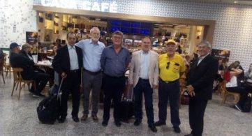 Comitiva da FETAPERGS vai a Brasília para reunião com deputados e senadores gaúchos