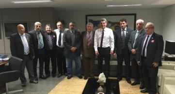 Projeto de desaposentação em pauta de reunião com senadores em Brasília