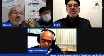 Edição de programa recebeu lideranças de associações filiadas para debate sobre superação