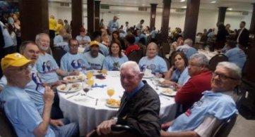 FETAPERGS participa de congresso da COBAP, em Gramado