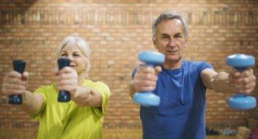 UFSM oferece projetos de educação física para idosos